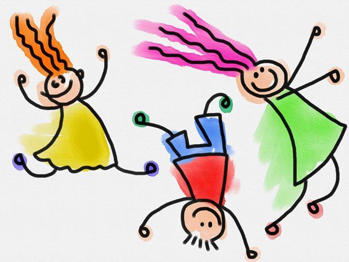 zajęcia dla dzieci - metoda W. Sherborne