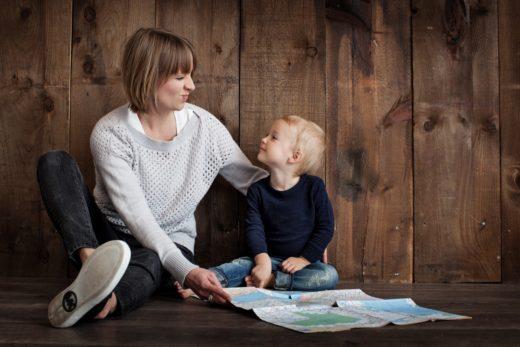 nauka zdalna pomoc rodzica geografia