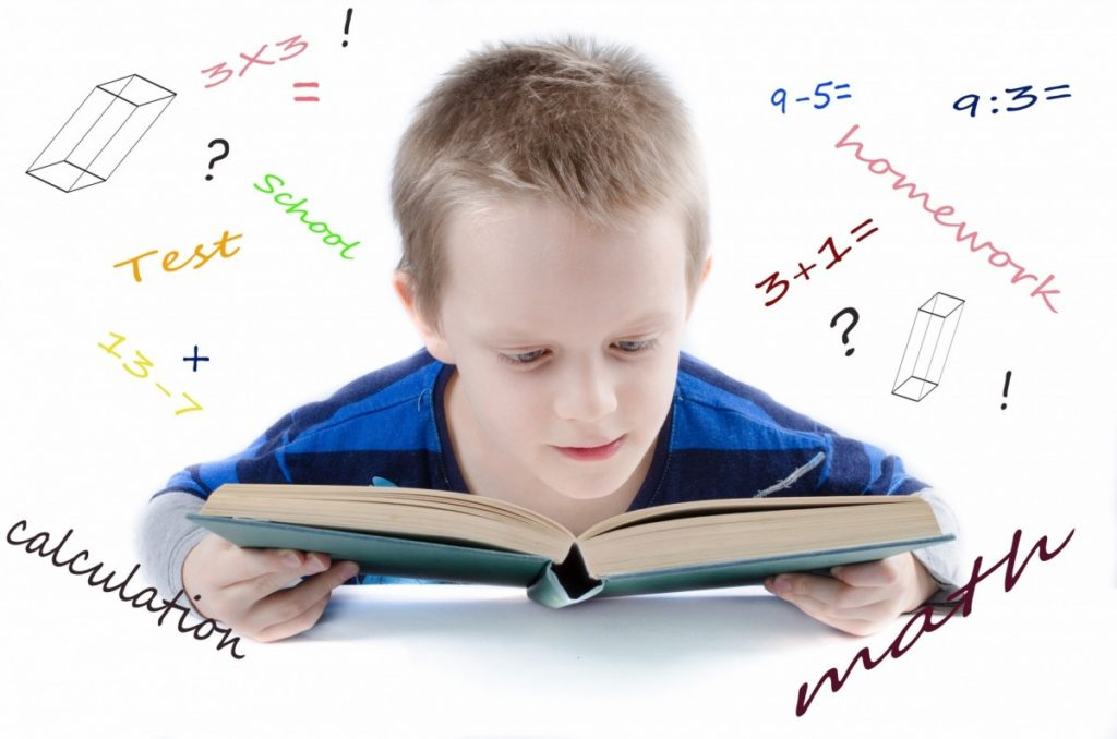 dziecko czytanie