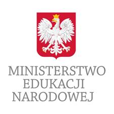 logo - Miniserstwo Edukacji Narodowej - link https://www.gov.pl/