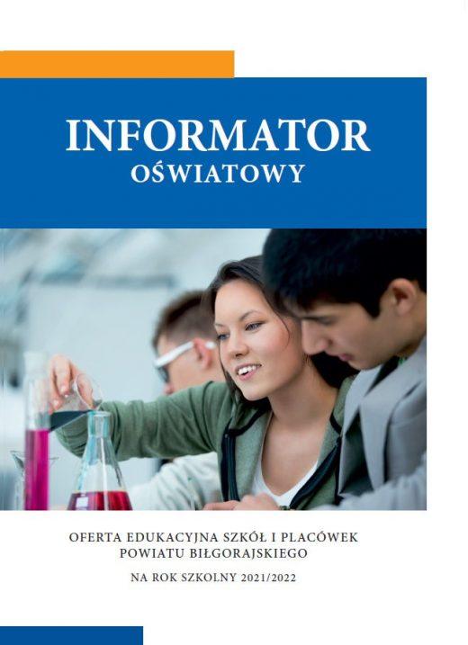 Informator Oświatowy 2021-2022